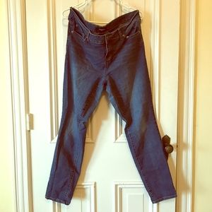 Torrid plus size skinny jeans size 18